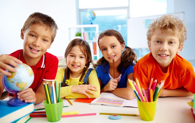 фото школьников детей